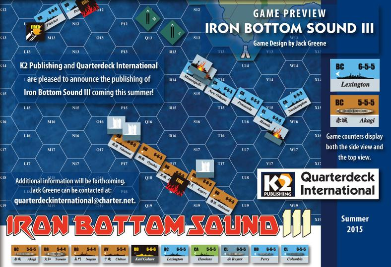 Where is iron bottom sound