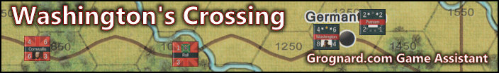 Washington's Crossing Game Assitant